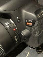 Canon EOS Rebel T5i / EOS 700D 18.0MP Digital SLR Camera - w/accessories