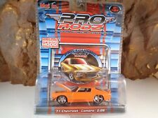 MAISTO PRO RODZ 1971 CHEVROLET CAMARO  Z/28,  NEW IN PACKAGE 1/64 SCALE 5-100-1