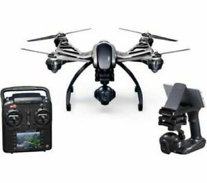 New Yuneec Q500 4K Typhoon Quadcopter Drone RTF, CGO3 4K Camera & CGO SteadyGrip
