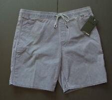 NWT Hurley Men's Portside Volley Walk Shorts Size M L MWS0005480