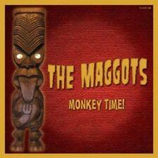 The Maggots - Monkey Time!  CD  12 Tracks  Alternative Rock  Neuware