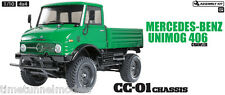 Trois Batterie SUPER AFFAIRE! TAMIYA 58457 UNIMOG 406 S CC01 Crawler RC Kit
