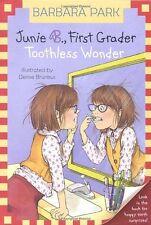 Junie B., First Grader: Toothless Wonder (Junie B. Jones, No. 20) by Barbara Par