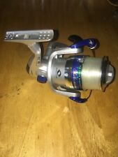 shakespeare spinning reel SP50A Spooled With New 17lb Mono Ready To Fish!