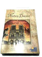 Notre Dame Board Game - Rio Grande Games - Designer Stephan Feld New Sealed