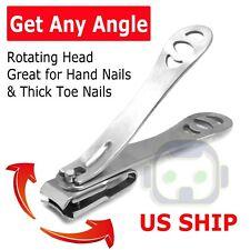 Adjustable Toenail Clippers Thick Ingrown Toe Nails Heavy Duty Precision Nail