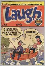 Laugh Comics #52 August 1952 VG  Archie