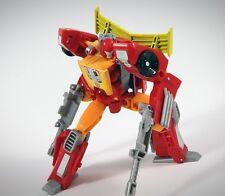 Transformers Titans Return RODIMUS Complete Deluxe Headmaster w manual and bio