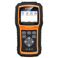 NT530 for LANCIA Ypsilon Diagnostic OBD2 Car Scan Tool Airbag DPF EPB SRS SAS