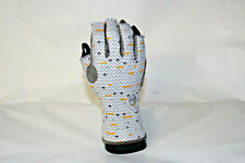 Buff Angler Fishing Sun Gloves Pro Series UPF 50+ in Scales XL/XXL or 11/12