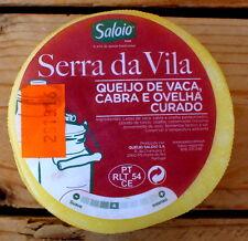 190 gr / 6,70 oz Portuguese COW,SHEEP and GOAT CHEESE (Serra da Vila - Saloio)