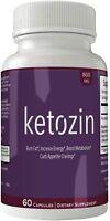 Ketozin Weight Loss Pills Advanced Weight Loss Supplement - Ketozin Pill Weig...