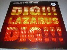 Nick Cave & The Bad Seeds - Dig Lazarus Dig !!! - 2LP Vinyl & MP3 // Neu & OVP