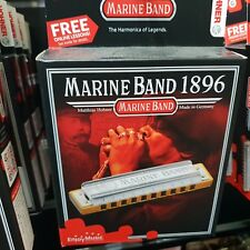 Hohner Marine Band Harmonica  - KEY of E