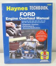 Haynes Manual 10320 Techbook®  Ford Engine Overhaul Manual