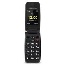"""Doro primo 401 2"""" Teléfono con tapa y teclas"""