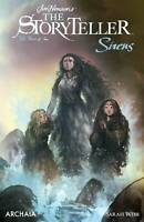 Jim Henson's The StoryTeller Sirens #4 Archaia Comic 1st Print 2019 unread NM