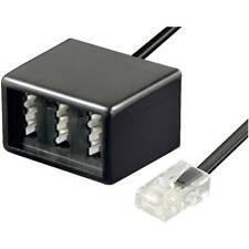 Basetech ISDN, Telefon (analog) Adapter [1x RJ45-Stecker 8p8c - 1x