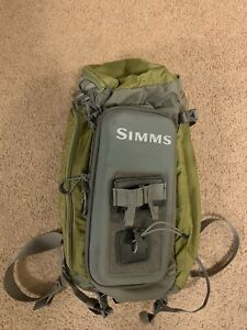 Simms Waypoints Large Fly Fishing Sling Pack