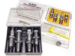 Lee 223 Remington Ultimate 4-Die Set 90694 Reloading Die Set