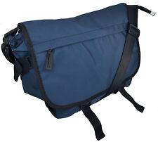 Borsa Tracolla Uomo Donna Lumberjack Bag Men Woman B004 Blu 03c81292c29