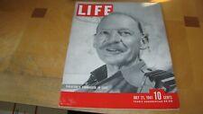 1941  LIFE MAGAZINE JULY 21 SINGAPORE COMMANDER  HIGH GRADE LOWEST PRICE ON EBAY