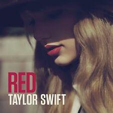 Taylor Swift  Red Vinyl LP Album SEALED