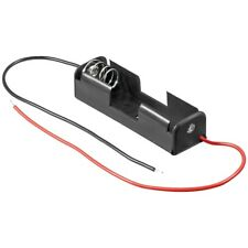 Batteriehalter für 1x Mignon-Zelle AA mit Anschlußkabel