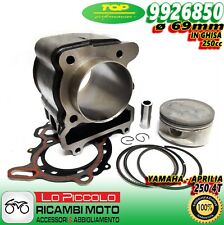 9926850 GRUPPO TERMICO CILINDRO TOP IN GHISA D.69 YAMAHA MAJESTY XCITY XMAX 250