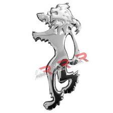 "Kilt Pin Lion Rampant Scottish/Highland Brand New AAR Color Chrome Finish 4"""