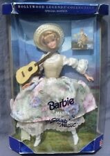 Barbie MARIA SOUND of MUSIC Hollywood Legends Collection 1995 Mattel 13676 NRFB
