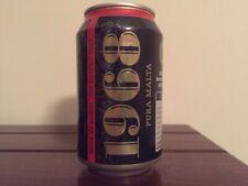 OCOC - empty beer can from Equatorial Guinea: 1968 malta (READ DESCRIPTION)