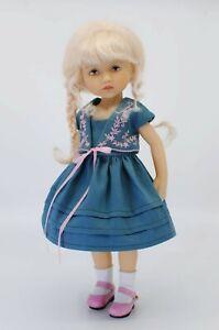 "Valeria 10"" Vinyl Doll Monday's Child Sculpt by Dianna Effner for Boneka"