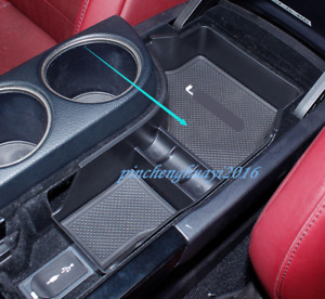 Interior Armrest Console Central Storage Box For LEXUS IS200T/300/350 2013-2019
