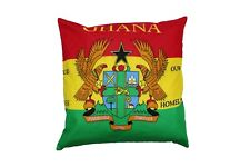 Ghana Pillow - Designs by Patsy x Show Your Colours