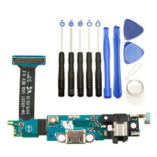 USB Charging Port Dock Flex Cable For Samsung Galaxy S6 EDGE G925T T-MOBILE Tool