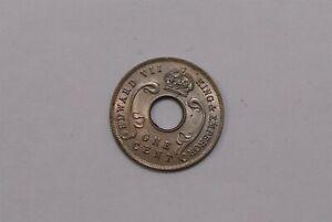 UGANDA 1 CENT 1939 HIGH GRADE B32 #K8543