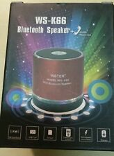SPEAKER BLUETOOTH MINI CASSA AMPLIFICATA RADIO FM LETTORE MP3 VIVAVOCE