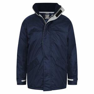 Kids Boys Winter Parka Jacket Coat Warm Fleece Lining School Shower Proof WP3280