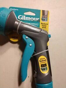 Gilmour 838112-1001 Front Trigger Adjustable Hose Nozzle