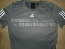 Adidas Barricade ClimaCool BOY'S Tennis Shirt, BOY'S Size: Large