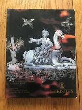 Christies Elizabeth Parke Firestone Collection 1991 auction catalog Part II