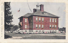 Columbia PA * William Taylor Public School  1906 * Lancaster Co.  Tinted