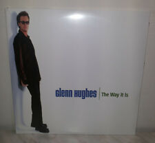 2 LP GLENN HUGHES - THE WAY IT IS - CLEAR
