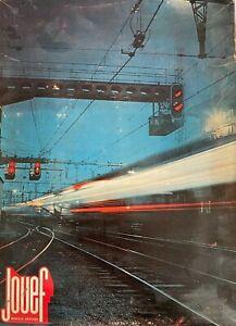 Jouef HO Gauge P1401 Clockwork Train set, complete, unused, good condition