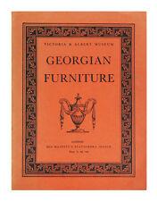 Georgian Furniture (Paperback 1951) by Ralph Edwards, Victoria & Albert Museum