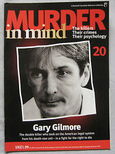 Murder in Mind Issue 20 - Gary Gilmore