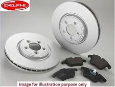 Pour mercedes classe b B180CDi B200 cdi 2005 > arrière disques de frein set + disc pads kit