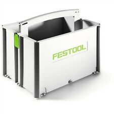 ***BRAND NEW - DEEPER*** FESTOOL SYSTAINER TOOLBOX TOTE BOX 499550 SYS-TB-2
