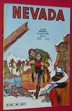 NEVADA N°390 1980 LUG MIKI LE RANGER / LES LARAMY / JED PUMA